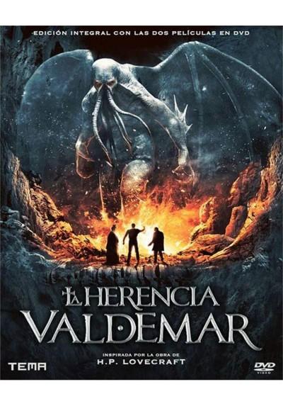 Pack La herencia Valdemar 1 y 2