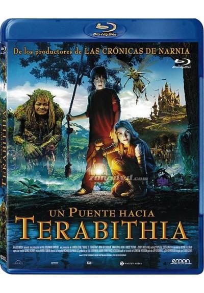 Un Puente Hacia Terabithia (Blu-Ray) (Bridge To Terabithia)
