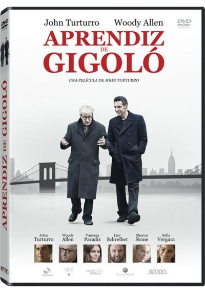 Aprendiz De Gigolo (Fading Gigolo)