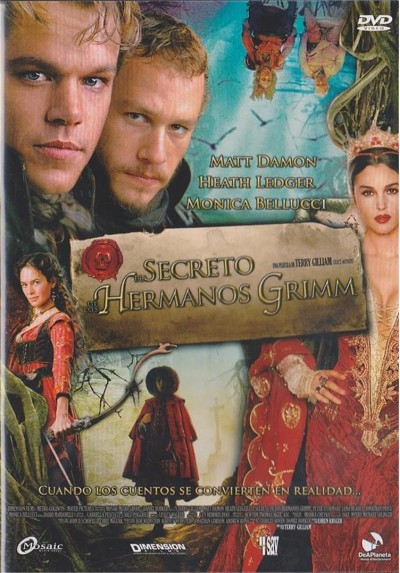 El Secreto De Los Hermanos Grimm (The Brothers Grimm)