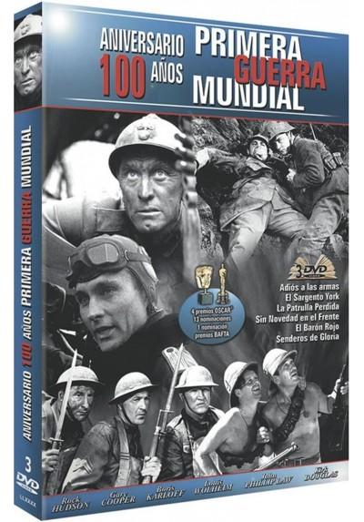 Aniversario 100 Años Primera Guerra Mundial