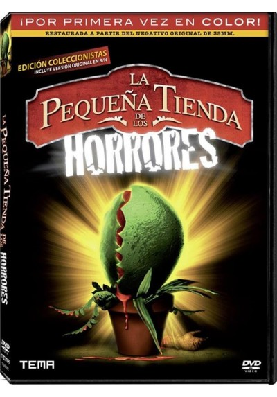 La Pequeña Tienda De Los Horrores (1960) (Ed. Coleccionista) (The Little Shop Of Horrors)