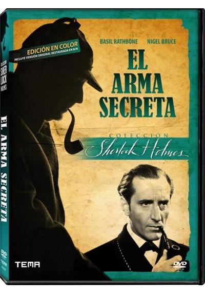 El Arma Secreta - Sherlock Holmes (Sherlock Holmes And The Secret Weapon)