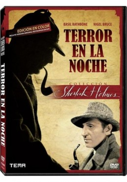 Terror En La Noche - Sherlcok Holmes (Terror By Night)
