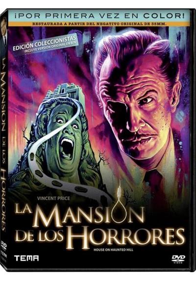 La Mansion De Los Horrores (House Of Haunted Hill)