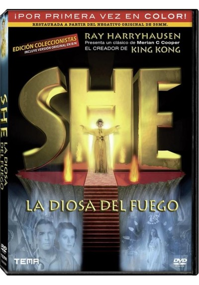 She : La Diosa Del Fuego