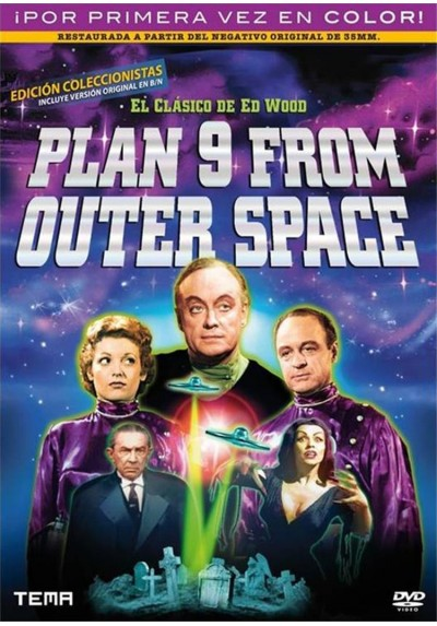 Plan 9 From Outer Space (V.O.S.)