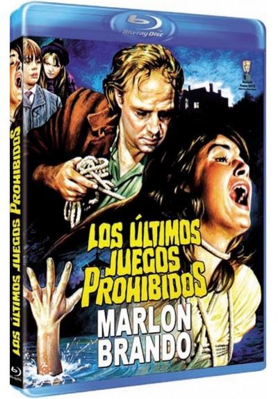 Los Ultimos Juegos Prohibidos (Blu-Ray) (The Nightcomers)