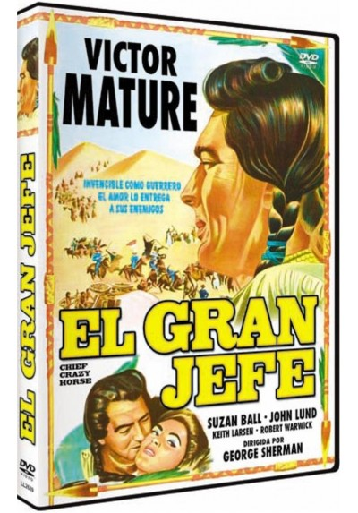 El Gran Jefe (Chief Crazy Horse)