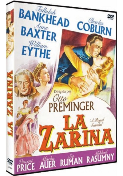 La Zarina (A Royal Scandal)