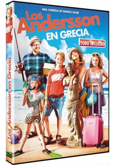 Los Andersson En Grecia (Sune I Grekland - All Inclusive)
