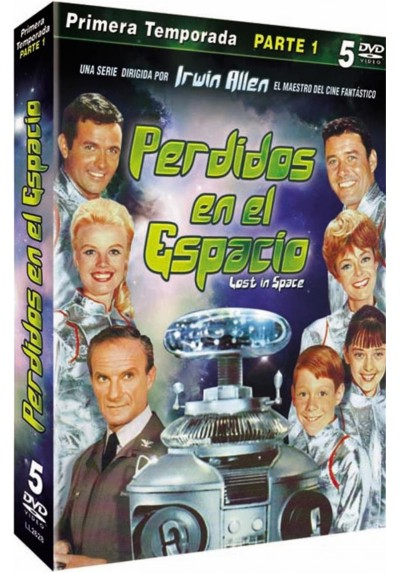 Perdidos En El Espacio : 1ª Temporada - 1ª Parte (Lost In Space)