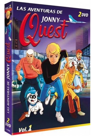 Las Aventuras De Jonny Quest - Vol. 1
