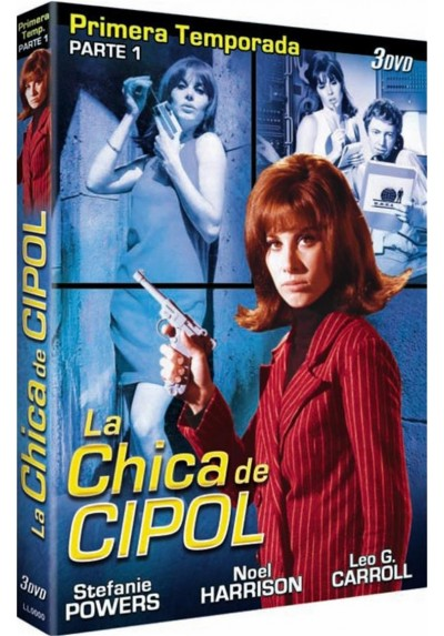 La Chica De Cipol : 1ª Temporada - 1ª Parte (The Girl From U.N.C.L.E.)