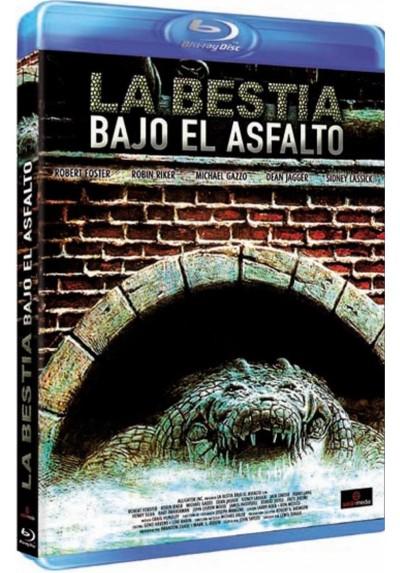 La Bestia Bajo El Asfalto (Blu-Ray) (Alligator)