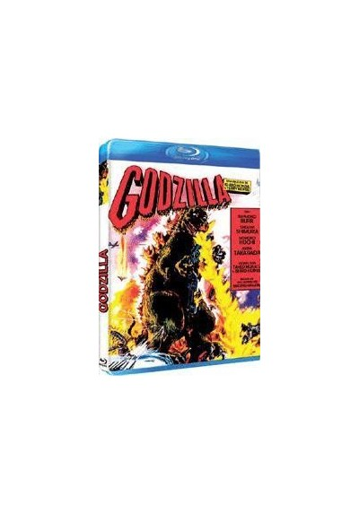 Godzilla (1956) (Blu-Ray) (Godzilla, King Of The Monsters!)