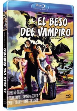 El Beso Del Vampiro (Blu-Ray) (The Kiss Of The Vampire)