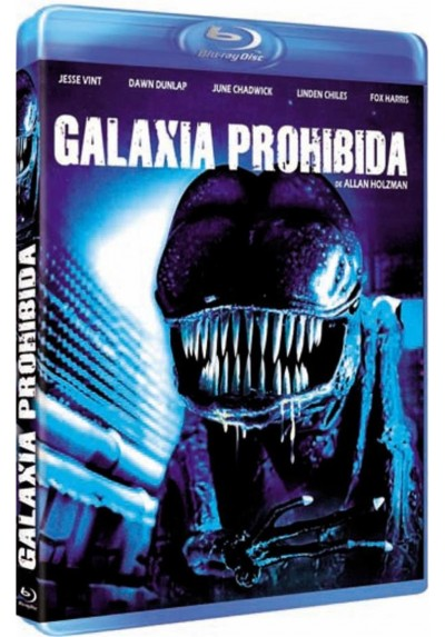 Galaxia Prohibida (Blu-Ray) (Forbidden World)