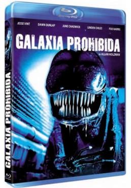 Galaxia Prohibida (Blu-Ray) (Forbidden World)