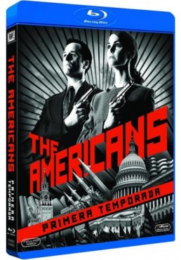 The Americans - 1ª Temporada (Blu-Ray)