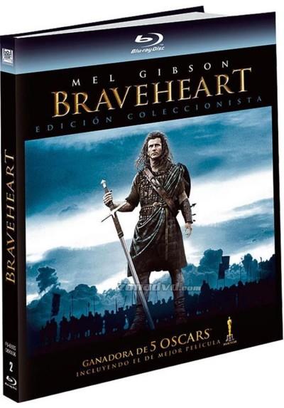 Braveheart (Blu-Ray) (Ed. Libro)