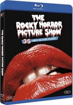 The Rocky Horror Picture Show (V.O.S.) (Blu-Ray)