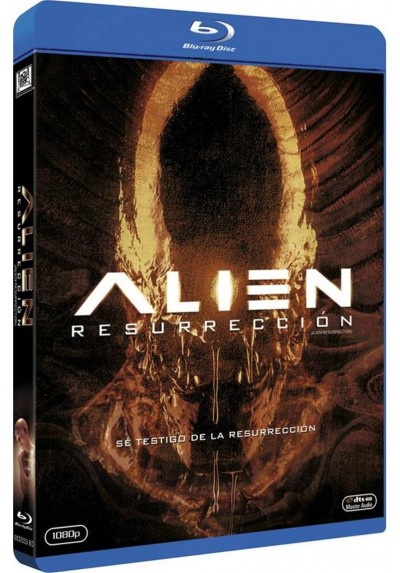 Alien Resurreccion (Blu-Ray) (Alien: Resurrection)