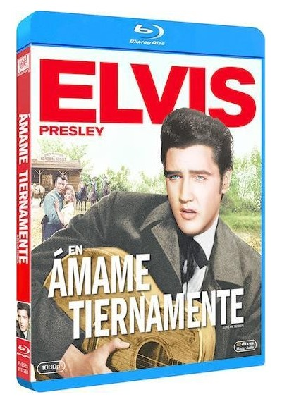 Amame Tiernamente (Blu-Ray) (Love Me Tender)