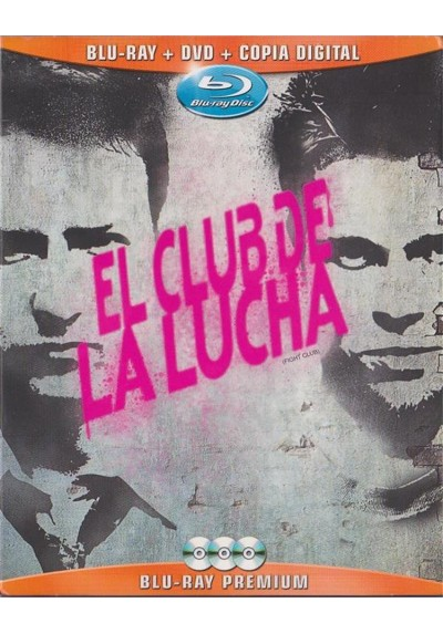 El Club de la Lucha (Blu-Ray + Dvd + Copia Digital) (Fight Club)