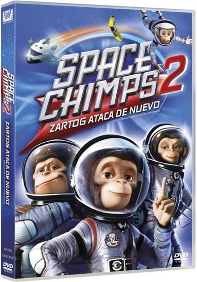 Space Chimps 2 : Zartog Ataca De Nuevo (Space Chimps 2: Zartog Strikes Back)