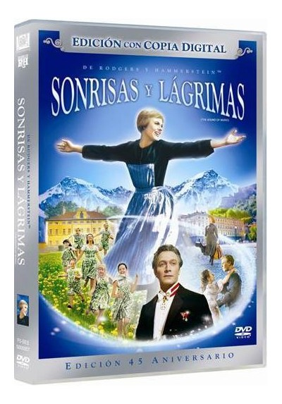 Sonrisas Y Lagrimas (Ed. 45º Aniversario Con Copia Digital) (The Sound Of Music)