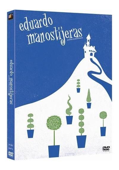 Eduardo Manostijeras + Postales (Edward Scissorhands)