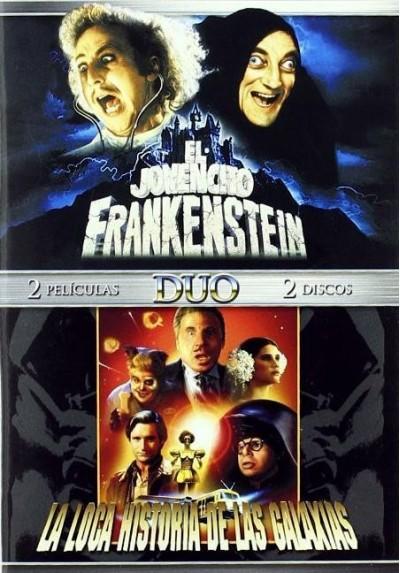 Pack El Jovencito Frankestein + La Loca Historia De Las Galaxias