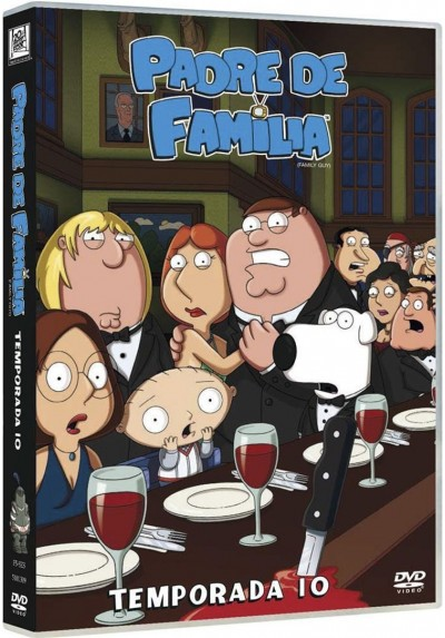 Padre De Familia - 10ª Temporada (Family Guy)