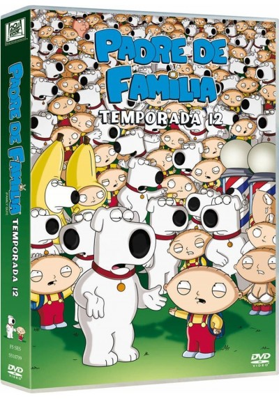 Padre De Familia - 12ª Temporada (Family Guy)