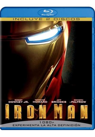 Iron Man (Blu-Ray) (Ed.Especial)