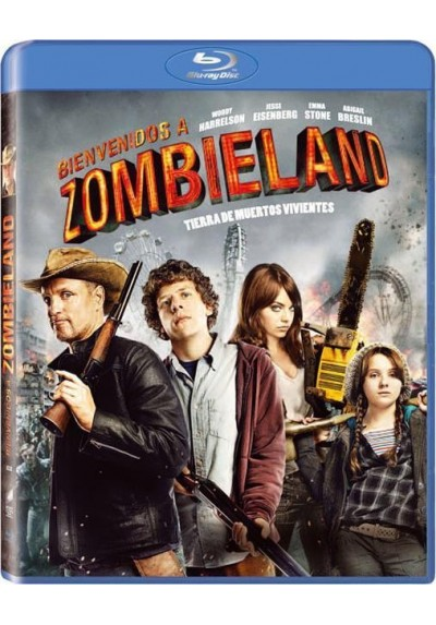 Bienvenidos A Zombieland (Blu-Ray) (Zombieland)
