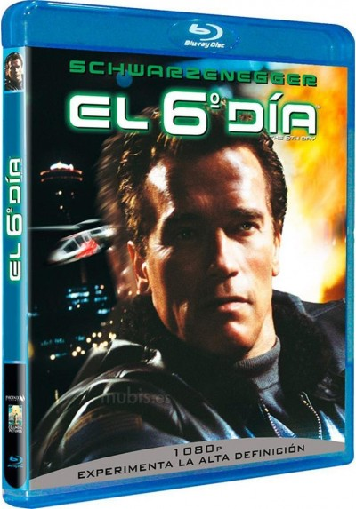 El 6º Dia (Blu-Ray) (The Sixth Day)