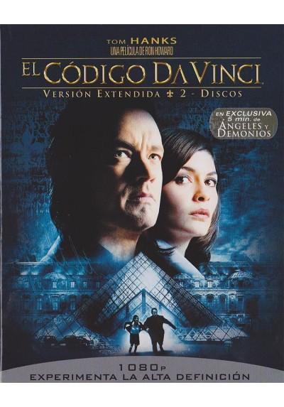 El Codigo Da Vinci (Blu-Ray) (Ed.Especial) (The Da Vinci Code)