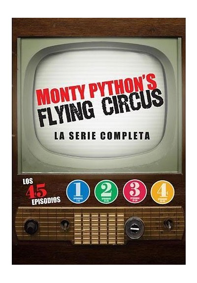 Pack Monty Python´s Flying Circus - Serie Completa (V.O.S.)