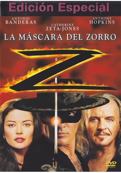 La Mascara Del Zorro (Ed. Especial) (The Mask Of The Zorro)
