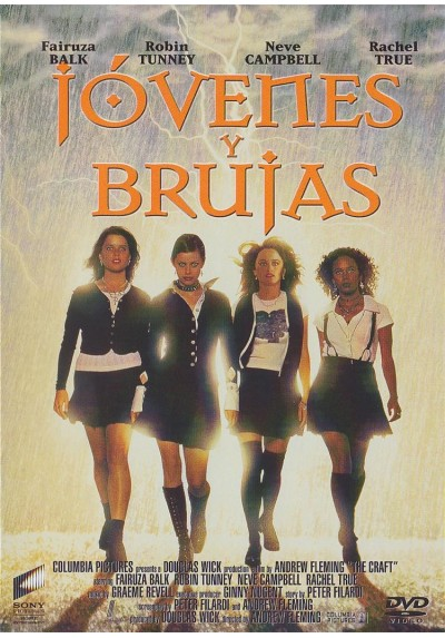 Jovenes Y Brujas (The Craft)