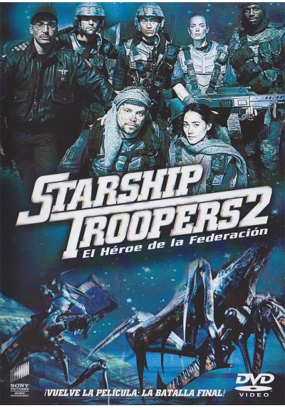 Starship Troopers 2 : El Heroe De La Federacion (Starship Troopers 2: Hero Of The Federation)