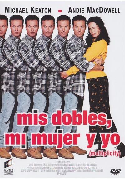 Mis Dobles, Mi Mujer Y Yo (Multiplicity)