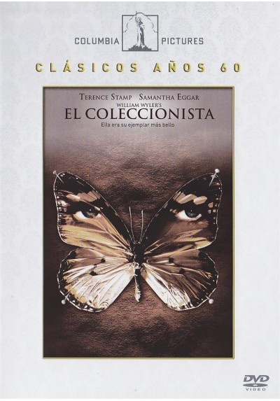 El Coleccionista (1965) (The Collector)