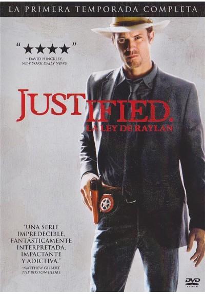 Justified : La Ley De Raylan - 1ª Temporada