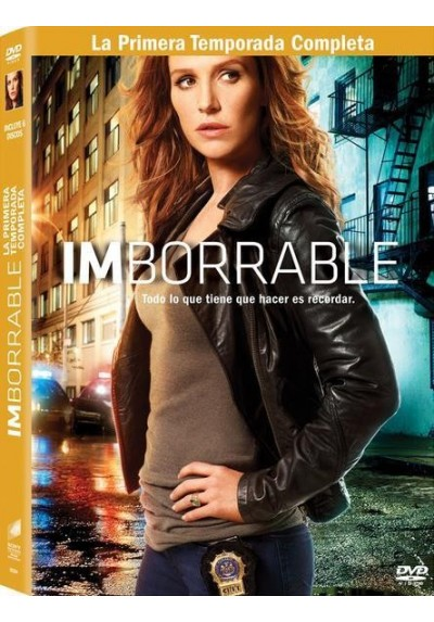 Imborrable - 1ª Temporada (Unforgettable)
