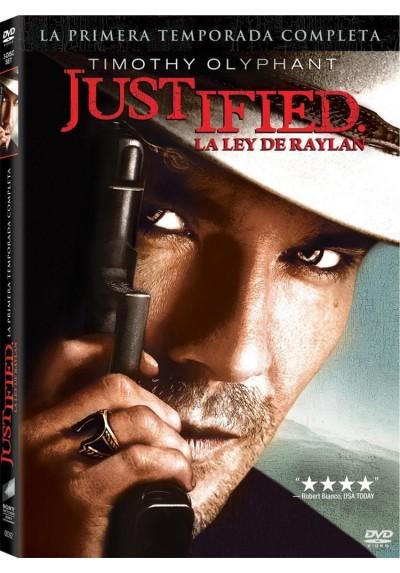 Justified : La Ley De Raylan - 2ª Temporada