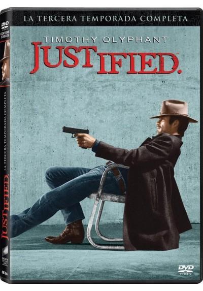 Justified : La Ley De Raylan - 3ª Temporada