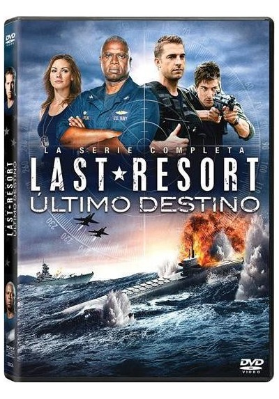 Last Resort (Ultimo Destino) - Serie Completa